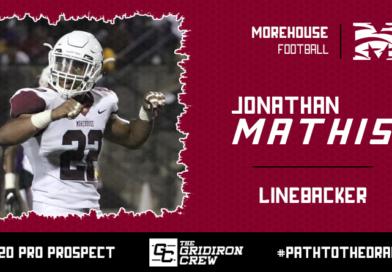 Jonathan Mathis: 2020 Pro Prospect Interview