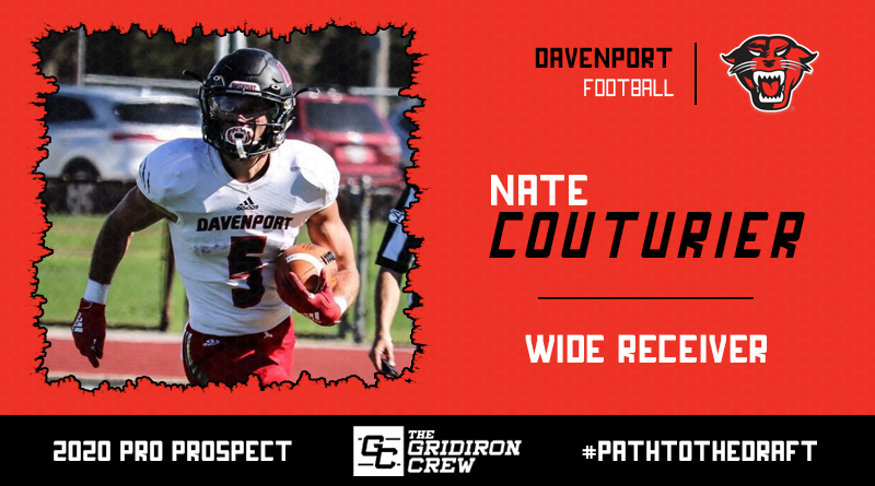 Nate Couturier: 2020 Pro Prospect Interview