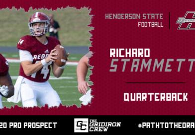 Richard Stammetti: 2020 Pro Prospect Interview