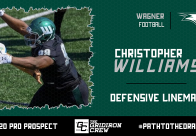 Christopher Williams: 2020 Pro Prospect Interview