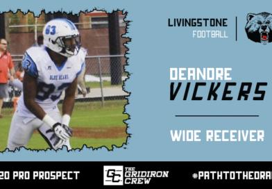 DeAndre Vickers: 2020 Pro Prospect Interview
