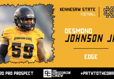 Desmond Johnson Jr: 2020 Pro Prospect Interview