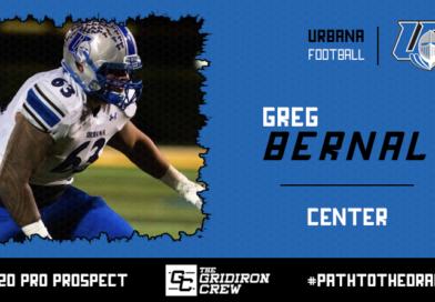 Greg Bernal: 2020 Pro Prospect Interview
