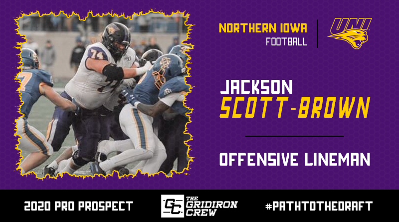 Jackson Scott-Brown: 2020 Pro Prospect Interview