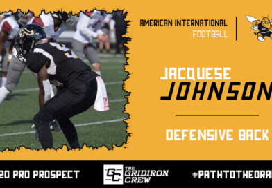 Jacquese Johnson: 2020 Pro Prospect Interview