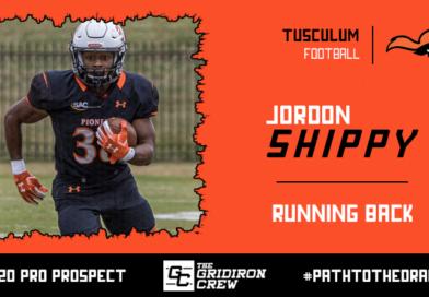 Jordon Shippy: 2020 Pro Prospect Interview