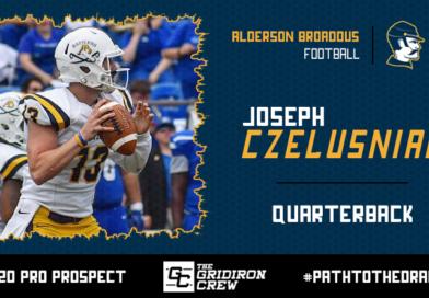 Joseph Czelusniak: 2020 Pro Prospect Interview