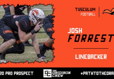 Josh Forrest: 2020 Pro Prospect Interview