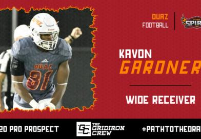 Kavon Gardner: 2020 Pro Prospect Interview