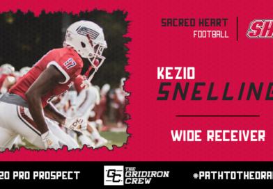 Kezio Snelling: 2020 Pro Prospect Interview