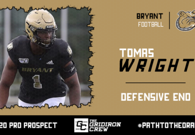 Tomas Wright: 2020 Pro Prospect Interview