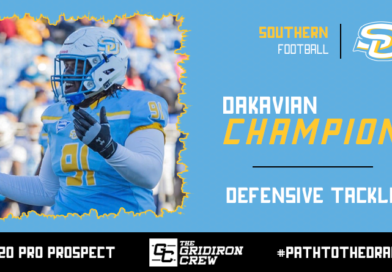Dakavian Champion: 2020 Pro Prospect Interview