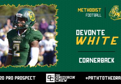 Devonte White: 2020 Pro Prospect Interview