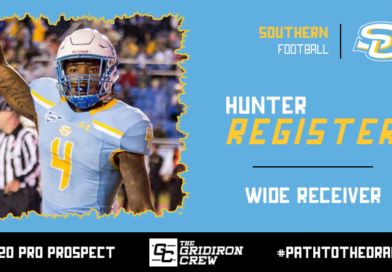 Hunter Register: 2020 Pro Prospect Interview