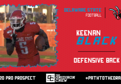 Keenan Black: 2020 Pro Prospect Interview