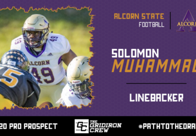 Solomon Muhammad: 2020 Pro Prospect Interview