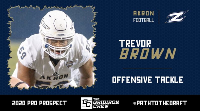 Trevor Brown: 2020 Pro Prospect Interview