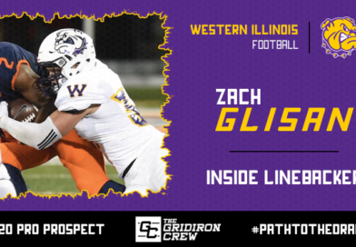 Zach Glisan: 2020 Pro Prospect Interview