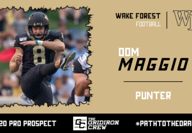 Dom Maggio: 2020 Pro Prospect Interview