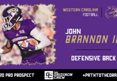 John Brannon III: 2020 Pro Prospect Interview