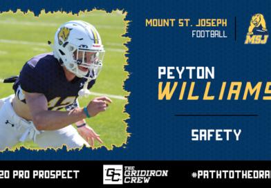 Peyton Williams: 2020 Pro Prospect Interview