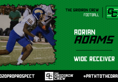 Adrian Adams: 2020 Pro Prospect Interview