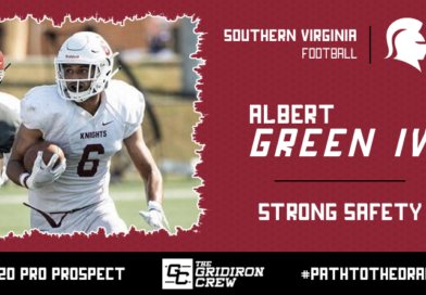 Albert Green IV: 2020 Pro Prospect Interview