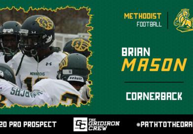 Brian Mason: 2020 Pro Prospect Interview
