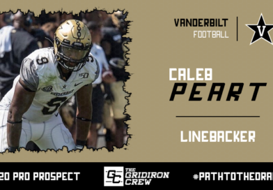 Caleb Peart: 2020 Pro Prospect Interview