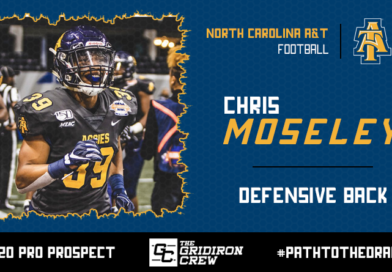 Chris Moseley: 2020 Pro Prospect Interview