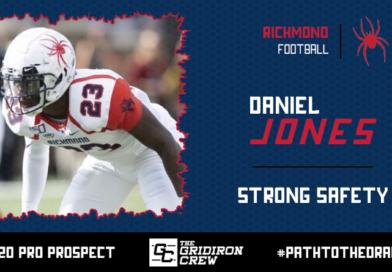 Daniel Jones: 2020 Pro Prospect Interview