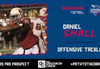 Daniel Small: 2020 Pro Prospect Interview