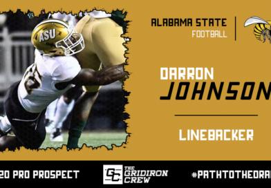Darron Johnson: 2020 Pro Prospect Interview