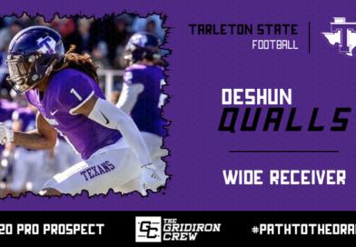 DeShun Qualls: 2020 Pro Prospect Interview