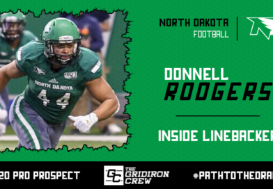 Donnell Rodgers: 2020 Pro Prospect Interview