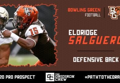 Eldridge Salguero: 2020 Pro Prospect Interview