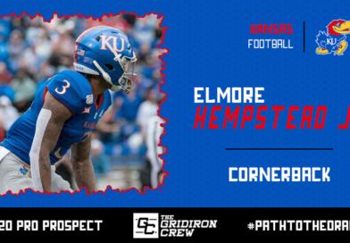 Elmore Hempstead Jr: 2020 Pro Prospect Interview