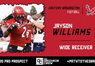 Jayson Williams II: 2020 Pro Prospect Interview
