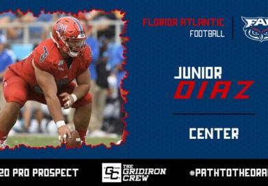 Junior Diaz: 2020 Pro Prospect Interview