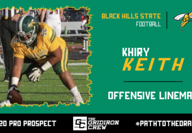 Khiry Keith: 2020 Pro Prospect Interview