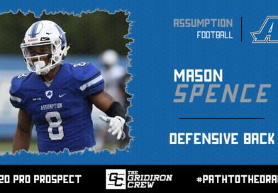 Mason Spence: 2020 Pro Prospect Interview