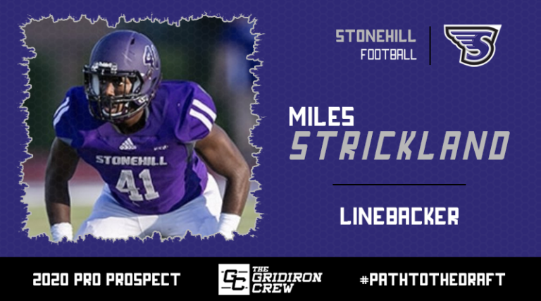 Miles Strickland: 2020 Pro Prospect Interview - The