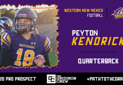 Peyton Kendrick: 2020 Pro Prospect Interview