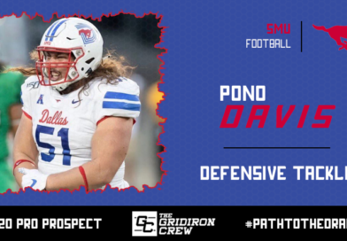 Pono Davis: 2020 Pro Prospect Interview