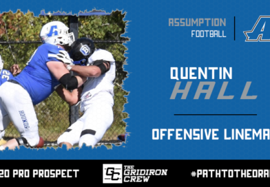 Quentin Hall: 2020 Pro Prospect Interview