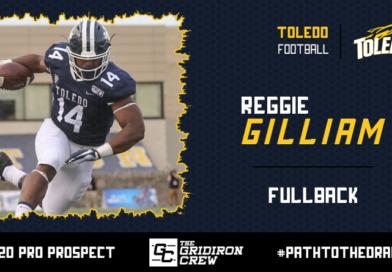 Reggie Gilliam: 2020 Pro Prospect Interview
