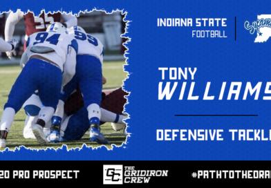 Tony Williams: 2020 Pro Prospect Interview