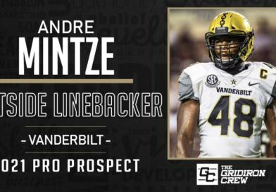 Andre Mintze: 2021 Pro Prospect Interview