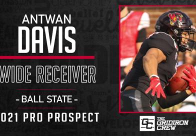 Antwan Davis: 2021 Pro Prospect Interview