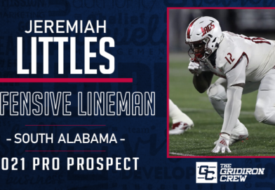 Jeremiah Littles: 2021 Pro Prospect Interview